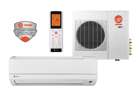 Trane Ductless Mini Split System